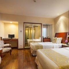 Tirant Hotel 4* Номер Делюкс с различными типами кроватей фото 5