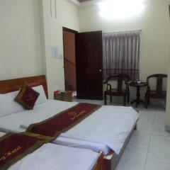 Son Tung Hotel 2* Стандартный номер с различными типами кроватей фото 6