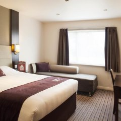 Отель Premier Inn York City - Blossom St North комната для гостей фото 4