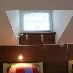 Hostel Cherdak Ярославль комната для гостей фото 4