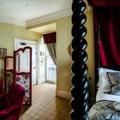Отель Crossbasket Castle Великобритания, Глазго - отзывы, цены и фото номеров - забронировать отель Crossbasket Castle онлайн комната для гостей фото 12