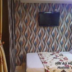 Hai Au Hotel 2* Люкс с различными типами кроватей фото 5