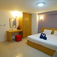 Отель Leelawadee Naka 3* Номер Делюкс разные типы кроватей фото 2