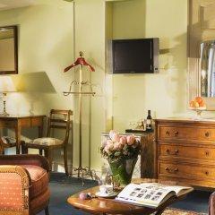 Отель Relais Du Louvre 4* Стандартный номер с различными типами кроватей фото 2