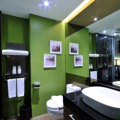 Отель The Continent Bangkok by Compass Hospitality 4* Номер Делюкс с различными типами кроватей фото 11