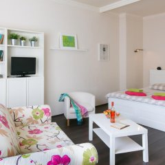 Friends Hostel and Apartments Budapest Номер Делюкс фото 2
