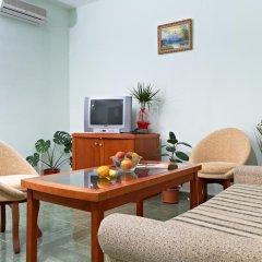 Hotel Kavkaz Golden Dune - Все включено 4* Стандартный семейный номер с двуспальной кроватью фото 16