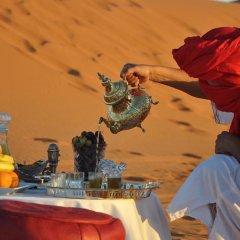 Отель Moda Camp Марокко, Мерзуга - отзывы, цены и фото номеров - забронировать отель Moda Camp онлайн питание фото 2