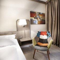 Hotel Dusseldorf City by Tulip Inn 4* Стандартный номер с различными типами кроватей фото 6
