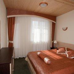Гостиница Комплекс отдыха Завидово 4* Коттедж разные типы кроватей фото 18