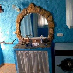 Отель Complejo de Cuevas Almugara Апартаменты разные типы кроватей фото 7