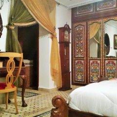Отель Malabata Guest House Марокко, Танжер - отзывы, цены и фото номеров - забронировать отель Malabata Guest House онлайн комната для гостей фото 5