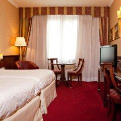Ata Hotel Executive 4* Представительский номер с различными типами кроватей фото 9