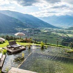 Отель Alpin & Relax Hotel das Gerstl Италия, Горнолыжный курорт Ортлер - отзывы, цены и фото номеров - забронировать отель Alpin & Relax Hotel das Gerstl онлайн приотельная территория