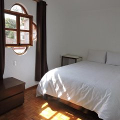 Отель Casa Coyoacan Стандартный номер фото 6