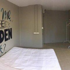 Отель Wanmai Herb Garden 3* Стандартный номер с различными типами кроватей фото 9