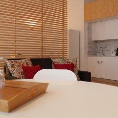 Отель Porto Ribeira Flat Апартаменты с разными типами кроватей фото 7