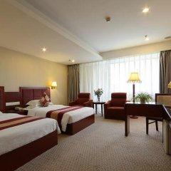 Hooray Hotel - Xiamen 4* Номер Делюкс фото 4