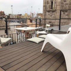 Hotel El Siglo балкон