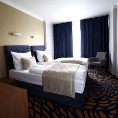 Central Hotel Pilsen 4* Стандартный номер фото 7