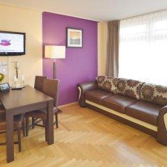 Отель AMC Apartments Berlin Германия, Берлин - 2 отзыва об отеле, цены и фото номеров - забронировать отель AMC Apartments Berlin онлайн комната для гостей фото 4