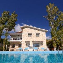 Отель Villa Taşev Патара бассейн фото 3