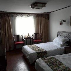 Отель Shantang Inn - Suzhou 3* Номер Бизнес с различными типами кроватей фото 3
