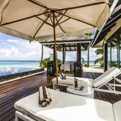 Отель Kihaad Maldives 5* Люкс с различными типами кроватей фото 14