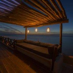 Отель Las Nubes de Holbox пляж фото 2