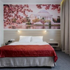 Гостиница Aterra Suite 3* Стандартный номер двуспальная кровать фото 4
