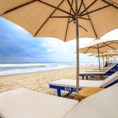 Отель An Bang Beach Hideaway Homestay Вьетнам, Хойан - отзывы, цены и фото номеров - забронировать отель An Bang Beach Hideaway Homestay онлайн пляж фото 2