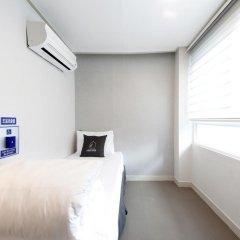 K-Grand Hotel & Guest House Seoul 2* Стандартный номер с различными типами кроватей фото 7