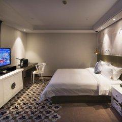 Paco Hotel Guangzhou Gangding Metro Branch комната для гостей