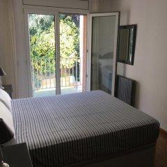 Отель Aiguaneu Sa Palomera Испания, Бланес - отзывы, цены и фото номеров - забронировать отель Aiguaneu Sa Palomera онлайн комната для гостей фото 2