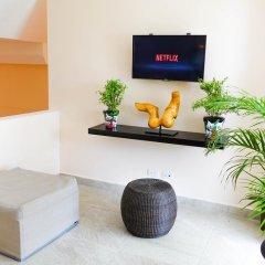 Отель Gaia Hotel And Reserve - Adults Only Коста-Рика, Кепос - отзывы, цены и фото номеров - забронировать отель Gaia Hotel And Reserve - Adults Only онлайн интерьер отеля фото 3