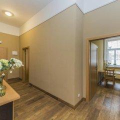 Отель Aparthotel Lublanka 3* Апартаменты с различными типами кроватей фото 10