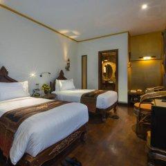 Bagan King Hotel 3* Улучшенный номер с различными типами кроватей фото 13