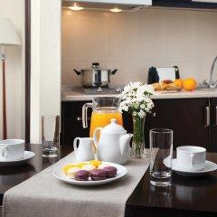 Отель Citadines City Centre Tbilisi 4* Апартаменты Премиум разные типы кроватей фото 5