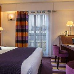 Hotel Ampere 4* Номер категории Премиум с различными типами кроватей фото 2
