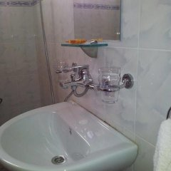 Отель Guesthause villa joanna&mattheo Албания, Саранда - отзывы, цены и фото номеров - забронировать отель Guesthause villa joanna&mattheo онлайн ванная