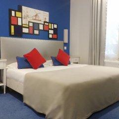Du Mont Dore Hotel 3* Стандартный семейный номер с двуспальной кроватью фото 2
