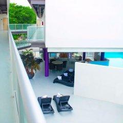 AM Hotel & Plaza 3* Стандартный номер с различными типами кроватей фото 6