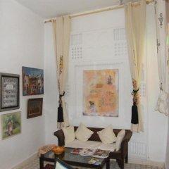 Отель Bab El Fen Марокко, Танжер - отзывы, цены и фото номеров - забронировать отель Bab El Fen онлайн комната для гостей фото 2