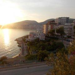 Отель Edola Албания, Саранда - отзывы, цены и фото номеров - забронировать отель Edola онлайн пляж фото 2