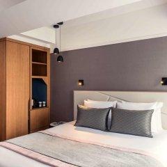 Отель Mercure Paris Opéra Garnier 4* Стандартный номер с двуспальной кроватью