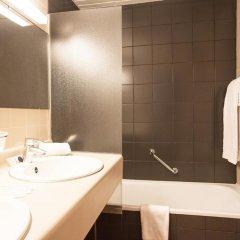 Отель Hôtel Van Belle 3* Стандартный номер с различными типами кроватей фото 7