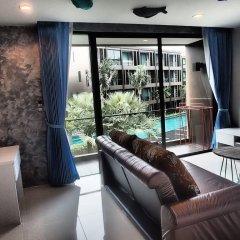 Отель Pixel Cape Panwa by Nongrit комната для гостей фото 4