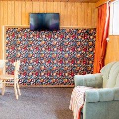 Отель Guesthouse Stranda Helsinki 2* Стандартный номер с 2 отдельными кроватями (общая ванная комната) фото 11
