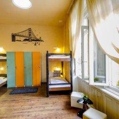 Full Moon Design Hostel Budapest Стандартный номер фото 3