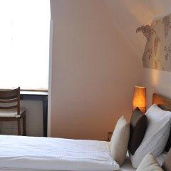 Отель The Bed and Breakfast 3* Стандартный номер с различными типами кроватей (общая ванная комната) фото 18
